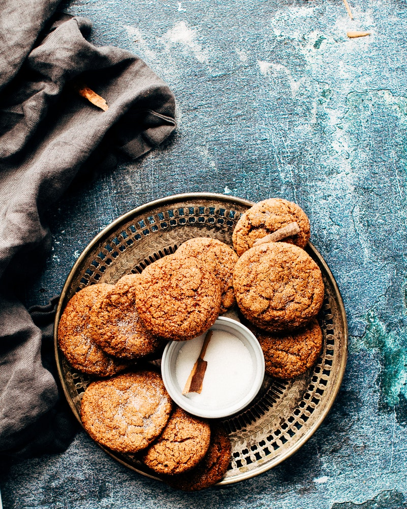 spiced-cookie
