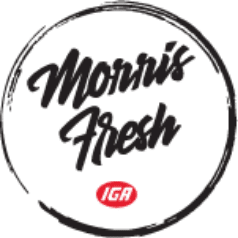 morris fresh iga logo